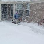 Sidewalk Snow Removal
