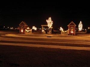 HOA Holiday Lights