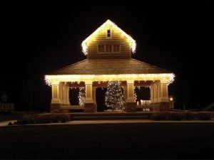 HOA Holiday Lights