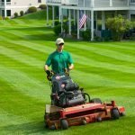 Townhome Mowing