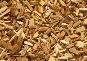 Mulch Wood Chips